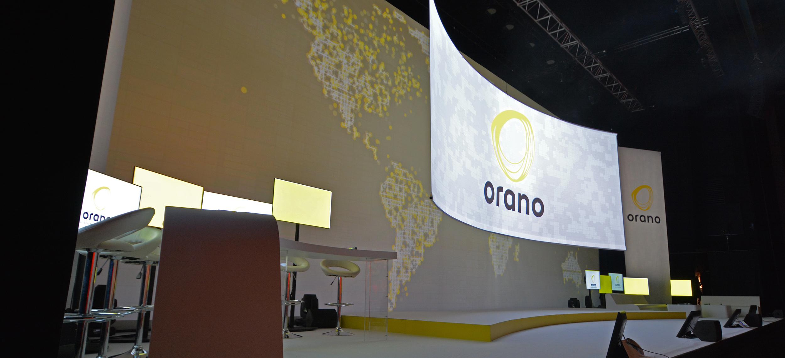 Convention Orano Palais des Congrès Montélimar