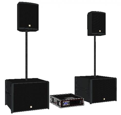 12XT-Système  L-Acoustics