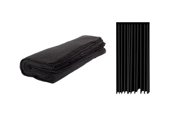 Pendrillon(s) Noir M1, H:6m, L:3m