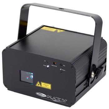 Laser a texte RGB