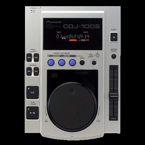 CD PIONEER CDJ100S