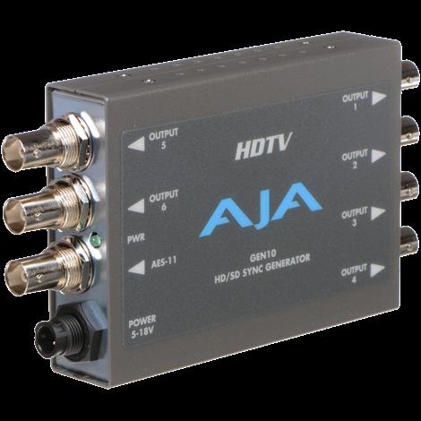 Générateur(s) de synchronisation AJA GEN10