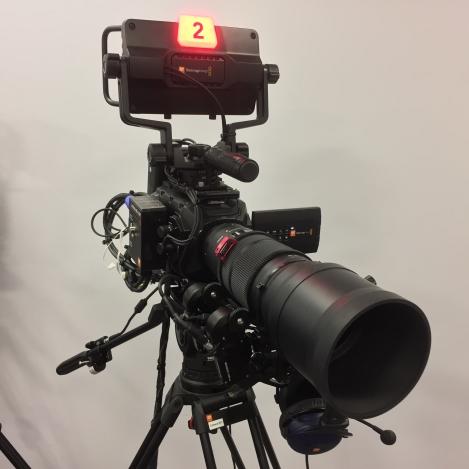1 Caméra 4K + Recorder