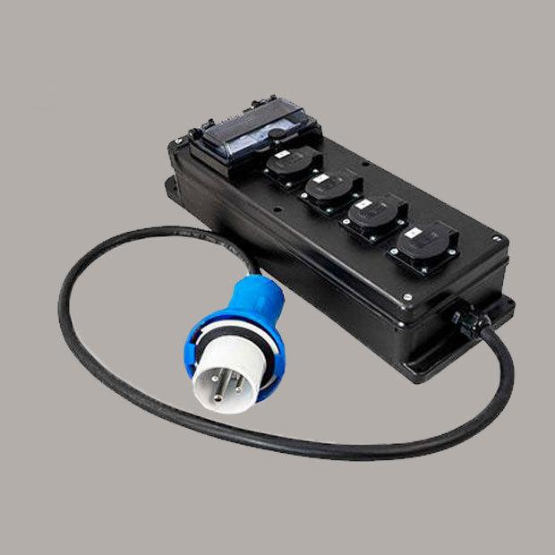 Armoire électrique 32A-125A