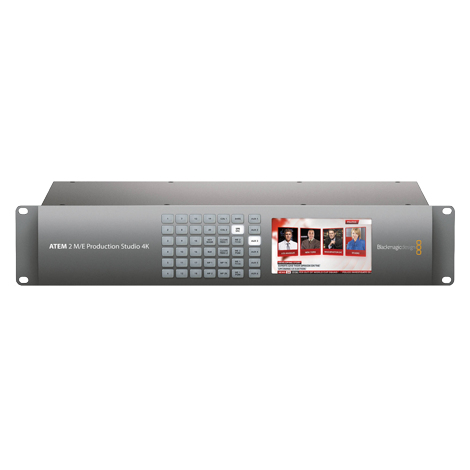 BLACKMAGIC DESIGN ATEM 2M/E
