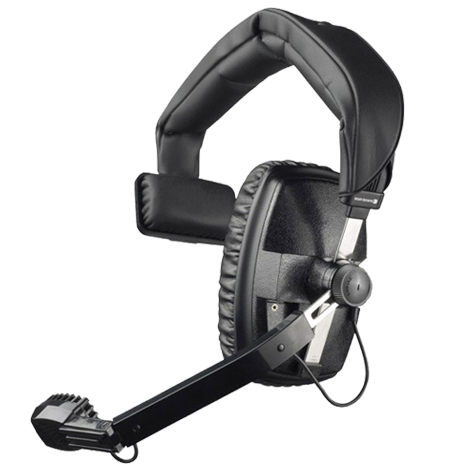 Casque intercom