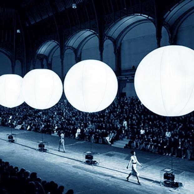 Ballon, Forme lumineuse
