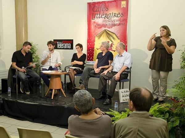 Les Cafés littéraires de Montélimar