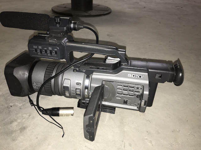 Caméscope SONY DSR-PD-150P