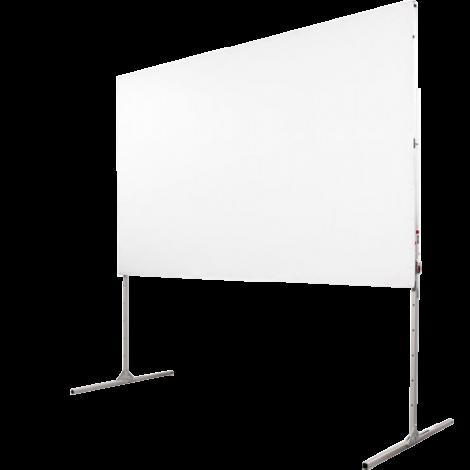 Ecran sur cadre 16/9 3,4m x 2m
