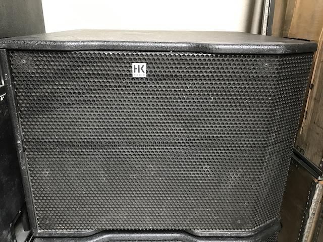Enceinte HK Audio IL 118 Sub