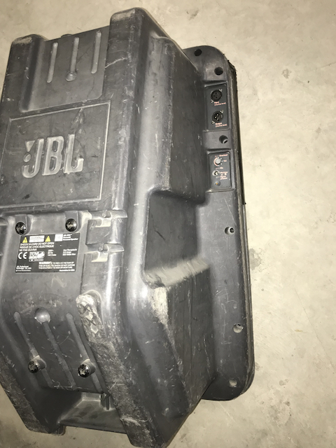 Enceinte JBL EON 15P