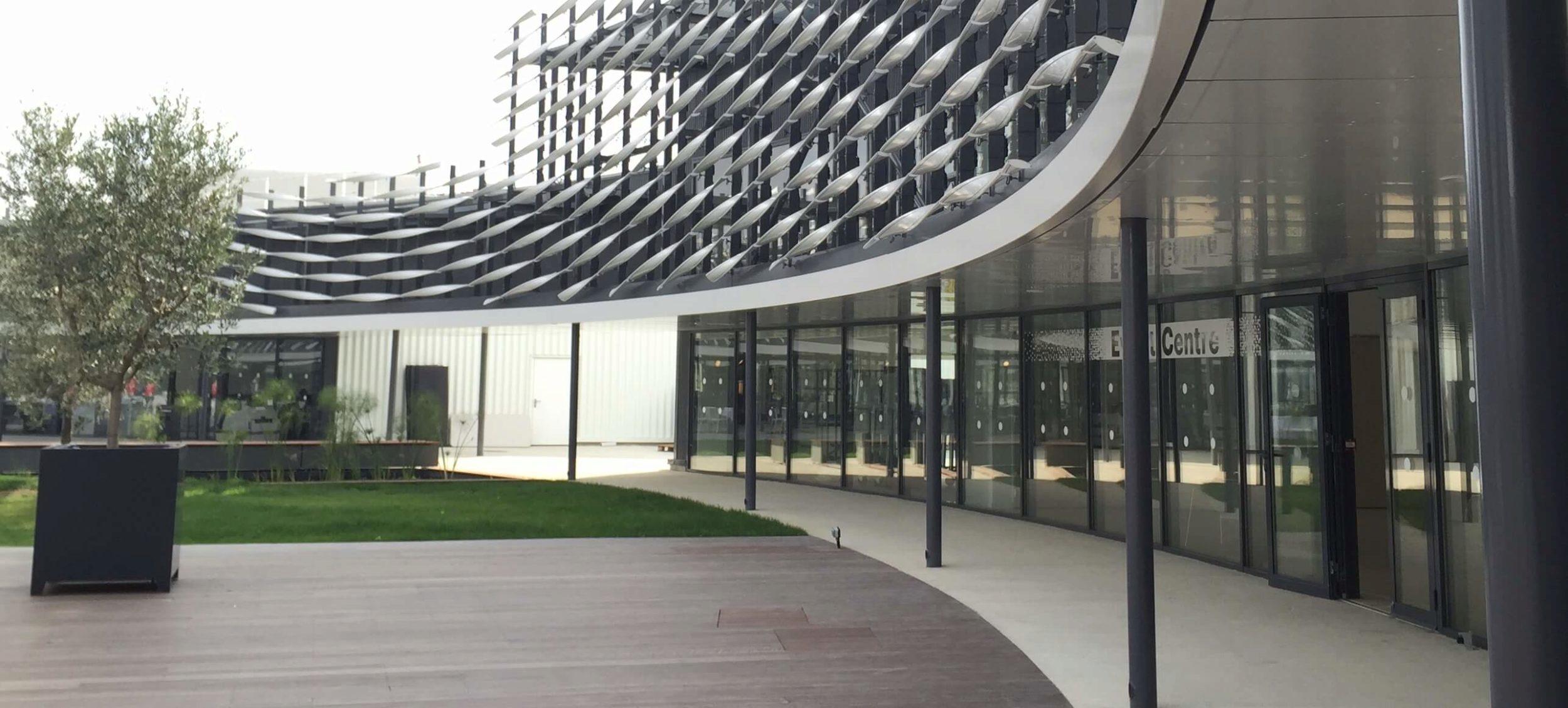 Event Center de la société AIRBUS Toulouse