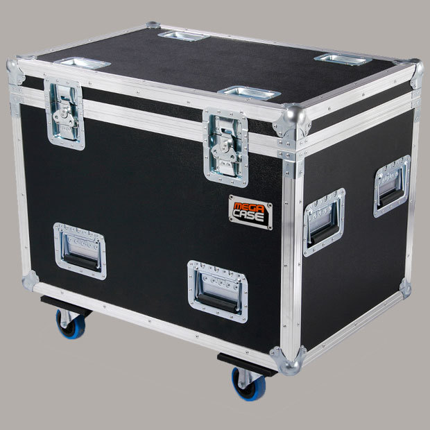 Flight-case rangement
