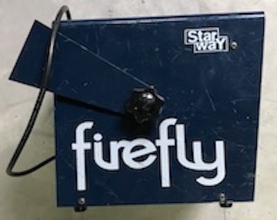 Projecteur d'effet STARWAY FIREFLY