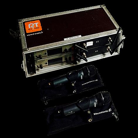 Micros HF Main Sennheiser EW365 G3 C