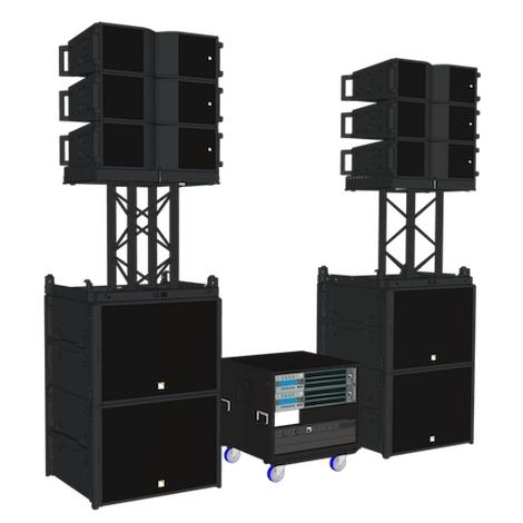 KARA Totem L-Acoustics