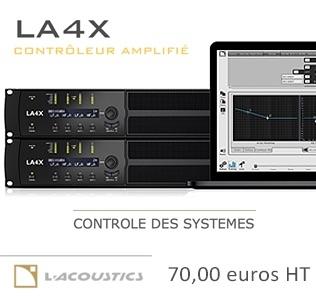 LA 4X L-Acoustics