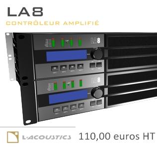 LA 8 L-Acoustics