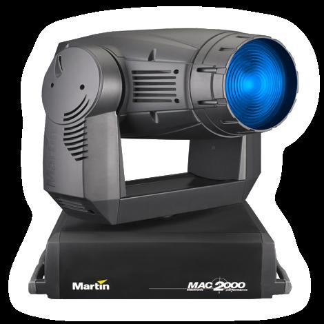 MARTIN MAC 2000