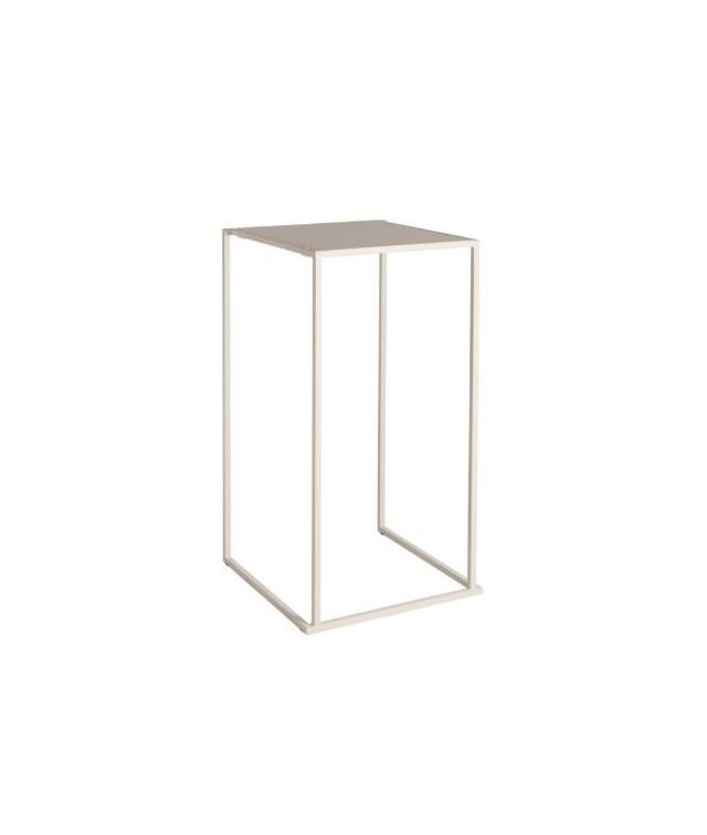 Mange(s) Debout Design, New York, Plateau 60 X 60 cm, H. 108 cm