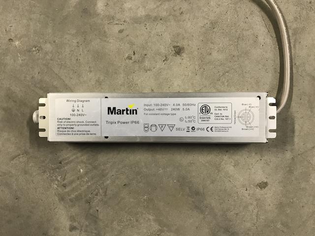 Martin IP66 PSU 240W