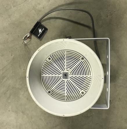 DL-250/WS Projecteur de son 30-15 Watts 100 V