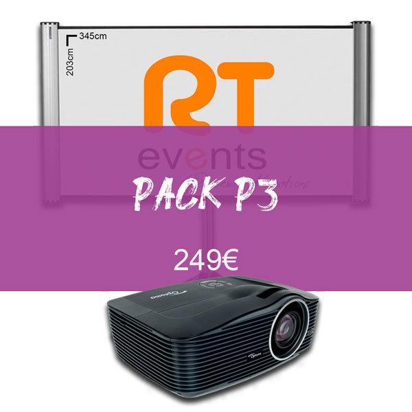 Pack vidéo projection ++