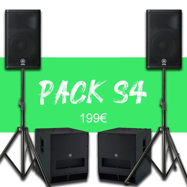 Pack 200P