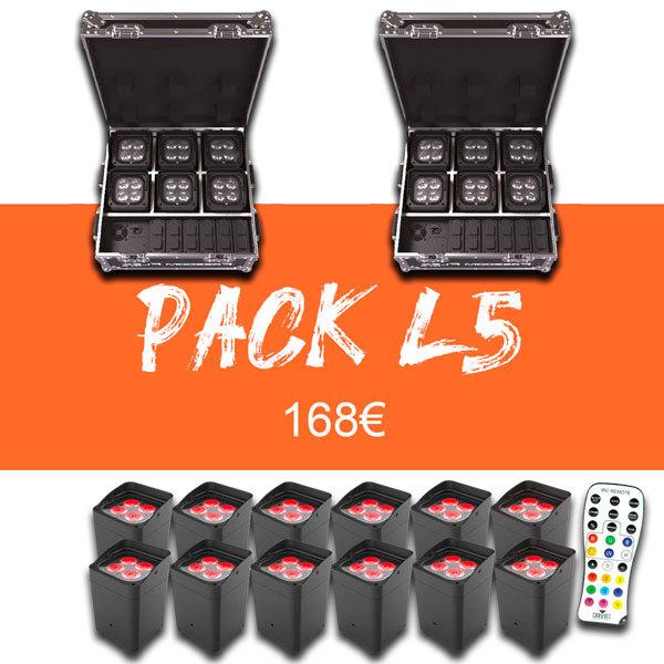 Pack déco +80P