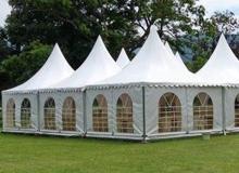 Tente pliable, pagode