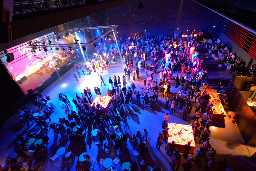 Le Palais des Congrès de Montélimar