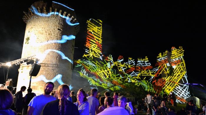 Festival Paradox - Château de St Michel de Boulogne
