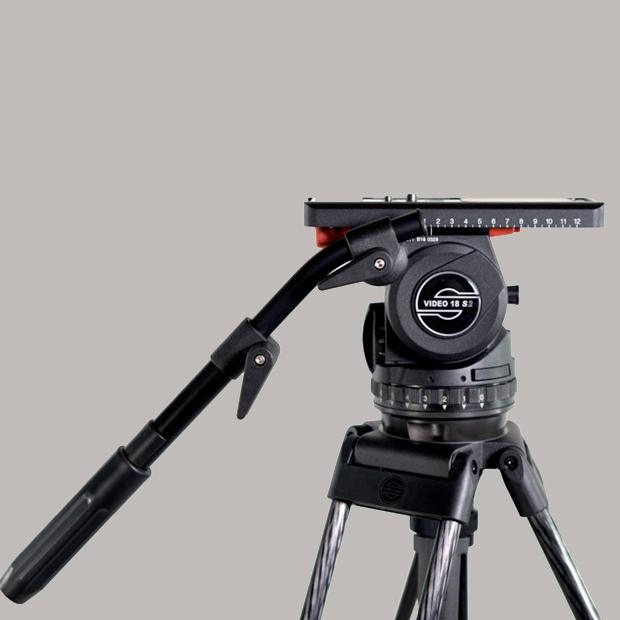 Pied caméra