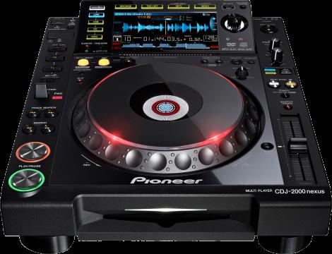 PIONEER CDJ2000 NEXUS2