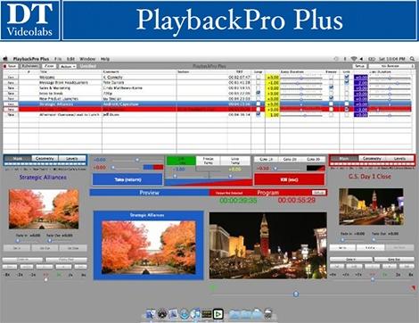 Logiciel PlaybackPro+ IA v3
