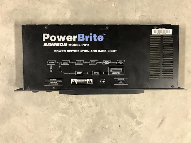 PowerBrite SAMSON PB11