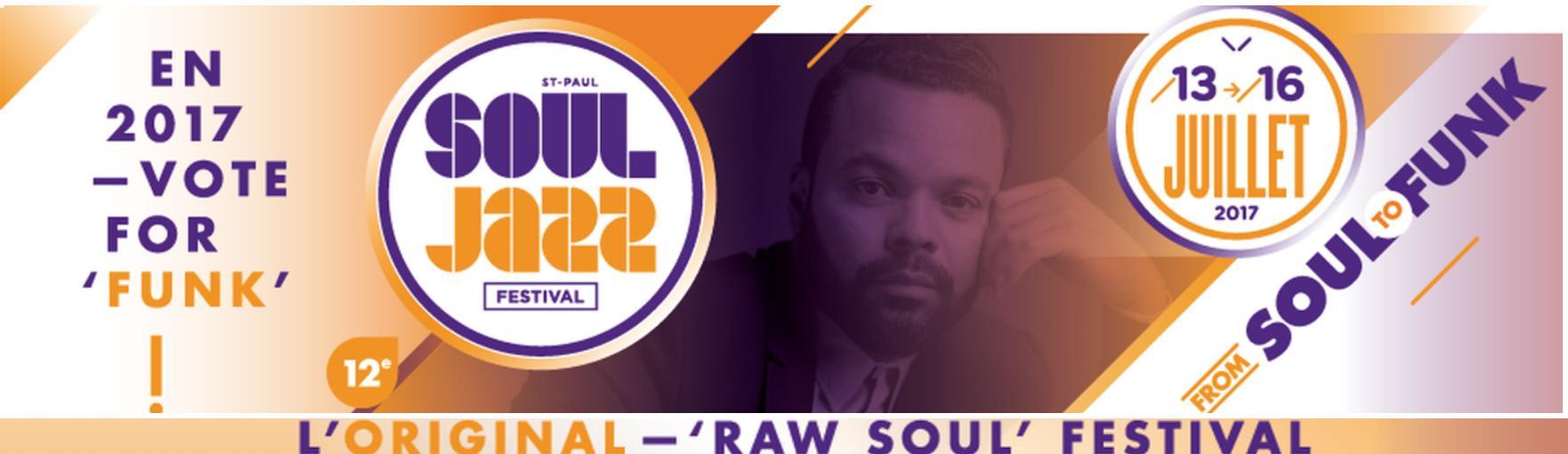Soul Jazz 2017