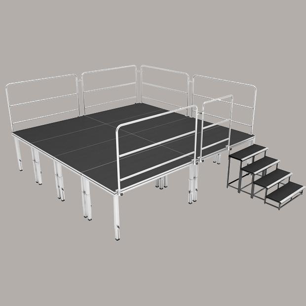 Scène, podium, plancher