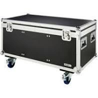 Flight-case(s) Rythmes et sons pour 3 BAES antipanique2 1500 Lumnes