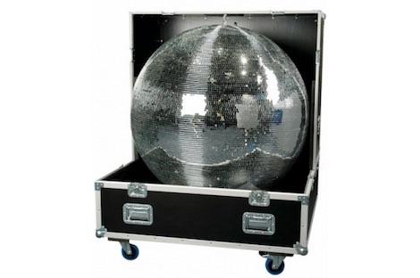 Flight-case(s) pour boule a facettes 1M