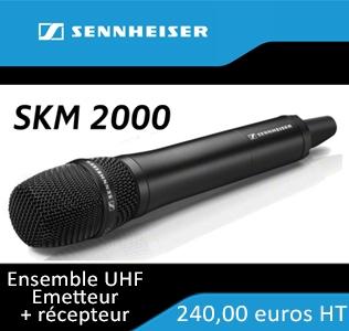 SKM2000 Sennheiser