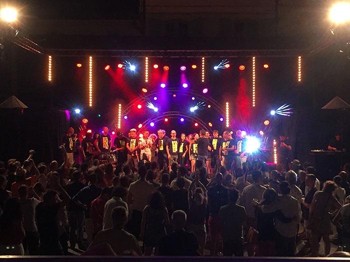 EMERGENCE, Festival Soul Jazz - Saint Paul 3 Chateaux
