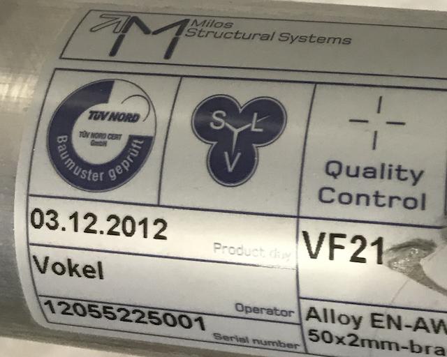 Structure MILOS VF-21