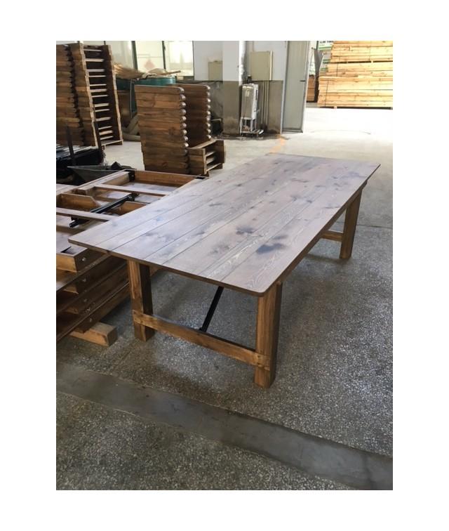 Table(s) de BOIS MASSIF 2m13x1m03