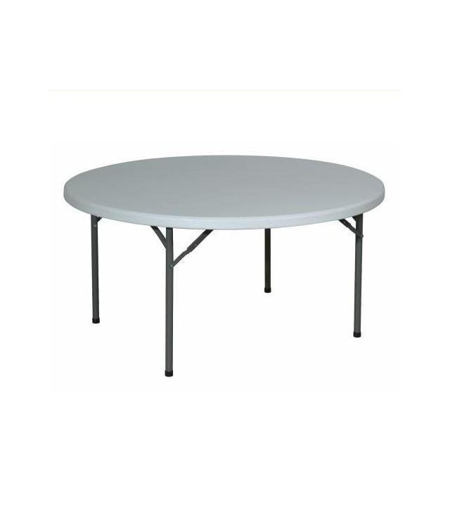 Table(s) Ronde(s) 122cm, 06 personnes
