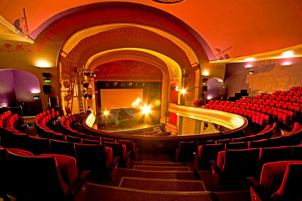 Le Théâtre de Vals-les-Bains