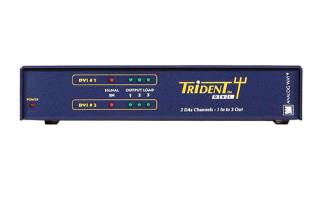 Matrice video DVI Trident