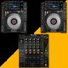 Pack DJ - PIONEER 4