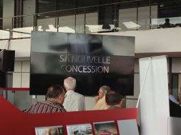 Inauguration Citroën Montélimar